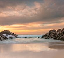Injidup Beach by Jonathan Stacey