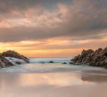Injidup Beach by Jonathan Stacey