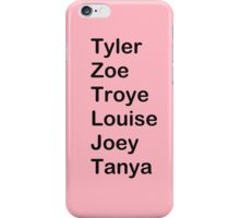American/British Youtubers Phone case iPhone Case/Skin