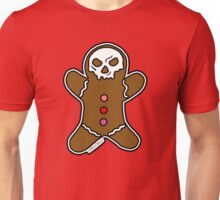 Run Run, The Gingerbread Man Unisex T-Shirt