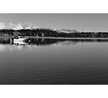 Te Anau. South Island, New Zealand. Photographic Print