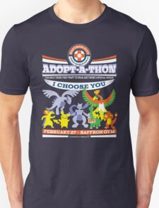 Pocket Monster Rescue T-Shirt