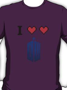 I love love Doctor Who T-Shirt