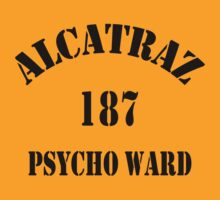 Alcatraz Psycho Ward by personalized
