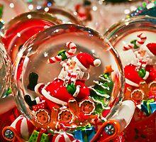 Christmas Parade by Peyton Duncan