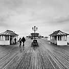 Cromer Pier by Nicholas Jermy
