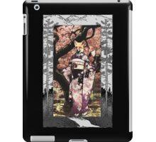Kitsune Portrait  iPad Case/Skin
