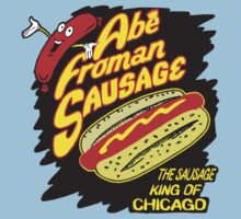 abe froman sausage king of chicago by graphicguytx