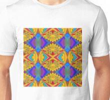 Flowers Colours QP Unisex T-Shirt