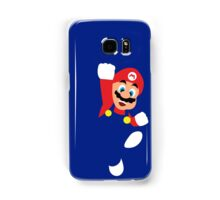 Mario - N64 Smash Bros Samsung Galaxy Case/Skin