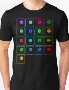 Standard Model of Physics T-Shirt