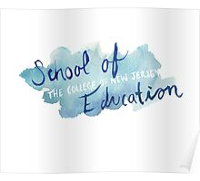 School of Education Poster