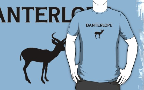 Banterlope by Sam Stringer