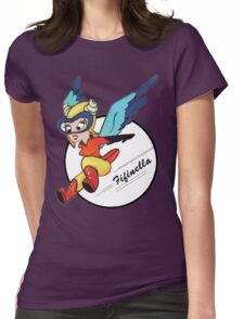 Fifinella WASP Shirt Womens Fitted T-Shirt