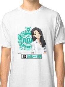 AOA Seolhyun (Heart Attack) Classic T-Shirt