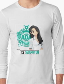 AOA Seolhyun (Heart Attack) Long Sleeve T-Shirt