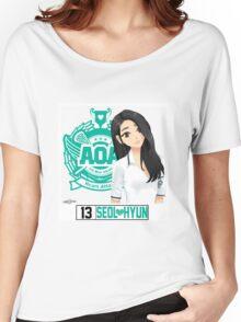 AOA Seolhyun (Heart Attack) Women's Relaxed Fit T-Shirt