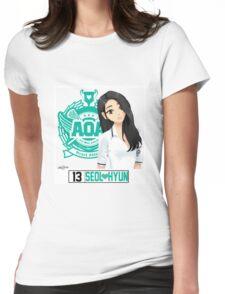 AOA Seolhyun (Heart Attack) Womens Fitted T-Shirt