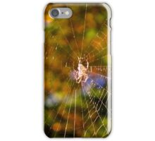 Spider Calling to your Creativity iPhone Case/Skin