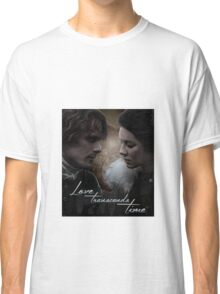 Love Transcends Time Classic T-Shirt