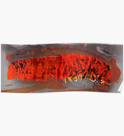 Metamorphosis Larva Poster