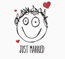 Just Married by 50mmFairy