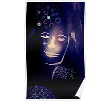 "Davidoff  ""Cool Water Woman"" Poster"