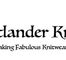 Outlander Knitters 2 Sticker