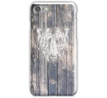 Urban Tiger iPhone Case/Skin