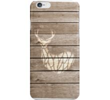 Deer Heart Graffiti iPhone Case/Skin