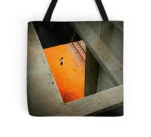 Tracks loneliness Tote Bag