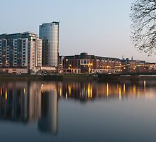Limerick at night by luissantos84