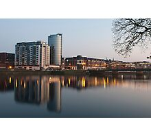 Limerick at night Photographic Print