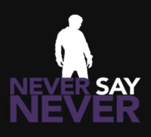 Justin Bieber - Never Say Never by RMMU118