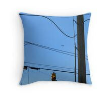 Georgetown Sky Throw Pillow