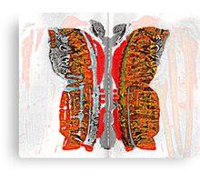 Metamorphosis Monarch Canvas Print