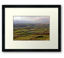 View From Scout Scar (View 3 of 3) Framed Print
