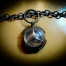 Steampunk Pendant by Veronica Maur'er