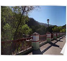 The Bridge - El Puente Poster