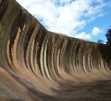 Wave Rock by Michael Mitchell