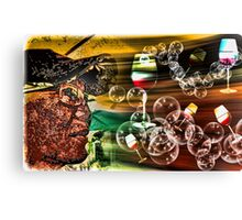 Tiny Bubbles in the Wine Don Ho Reference Canvas Print