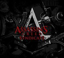Assassins Creed Syndicate Logo by JustinBueshet24