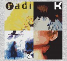 Radiohead Pop Art Kids Clothes