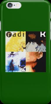 Radiohead Pop Art by PheromoneFiend