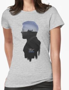 True Detective 'Hart' Tee Womens Fitted T-Shirt