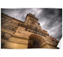 Derby Guildhall Poster