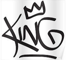 King Tag Poster