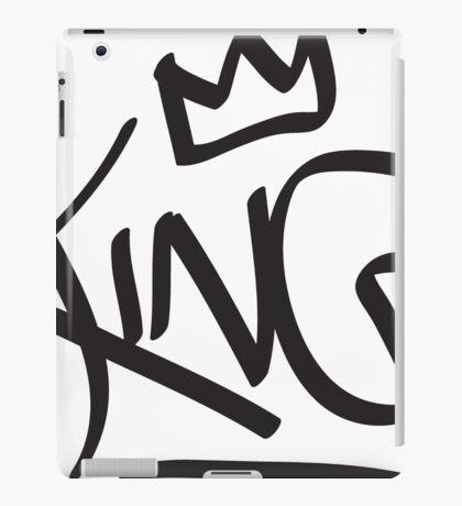 King Tag iPad Case/Skin