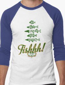 Fishhh! Men's Baseball ¾ T-Shirt