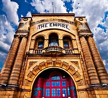 The Empire Theatre by meirionmatthias